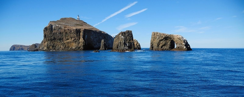 Channel Island National Park, California