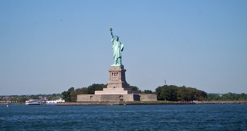 Statue of Liberty in Newyork