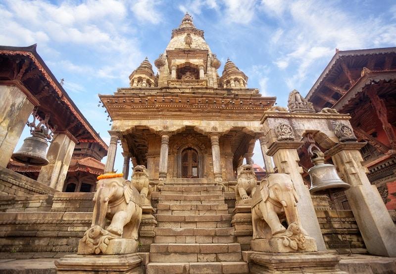 Bhaktapur Temple in Kathmandu