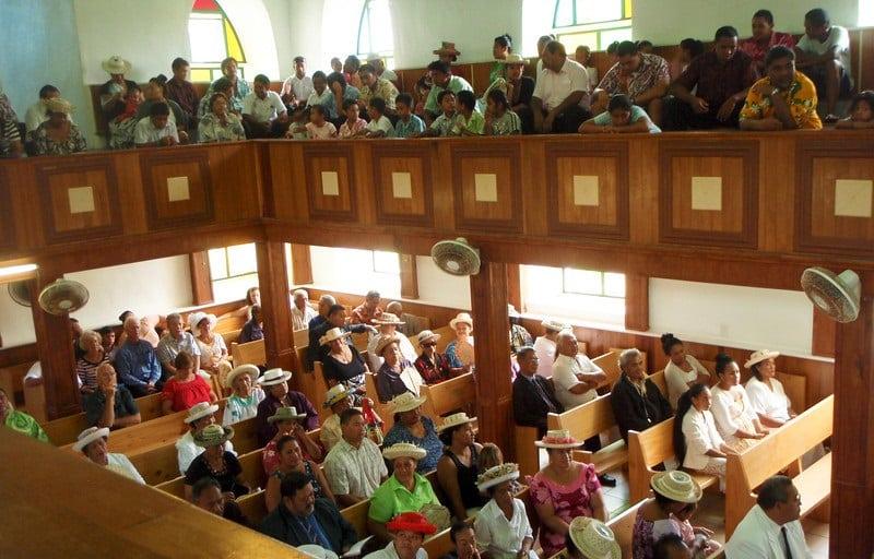 Attend Church Service