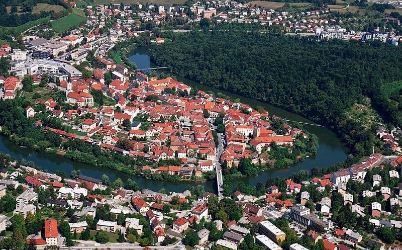 Explore the heritage of Novo Mesto