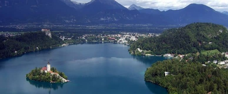 Have a Swim in Lake Bled