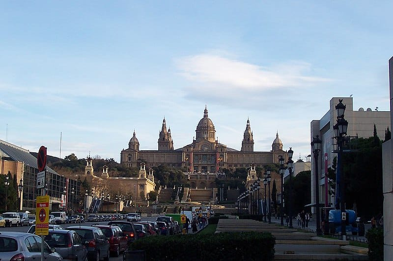 Montjuic Castle, Spain