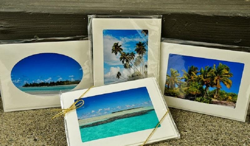 Photos as Cards