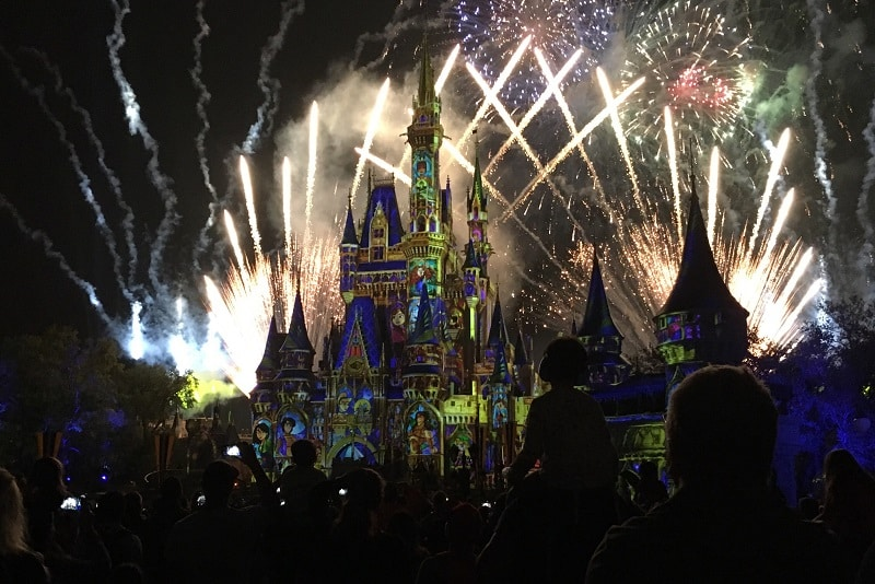 Disney world firework