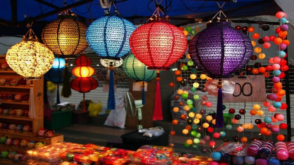 Night Market Chiang Maiii